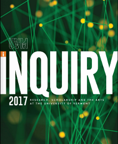 UVM Inquiry Cover