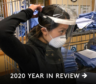 2020 Year in Review Cover to Slideshow