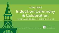 Image for Induction Ceremony on October 29 for GHHS and AOA Honor Society
