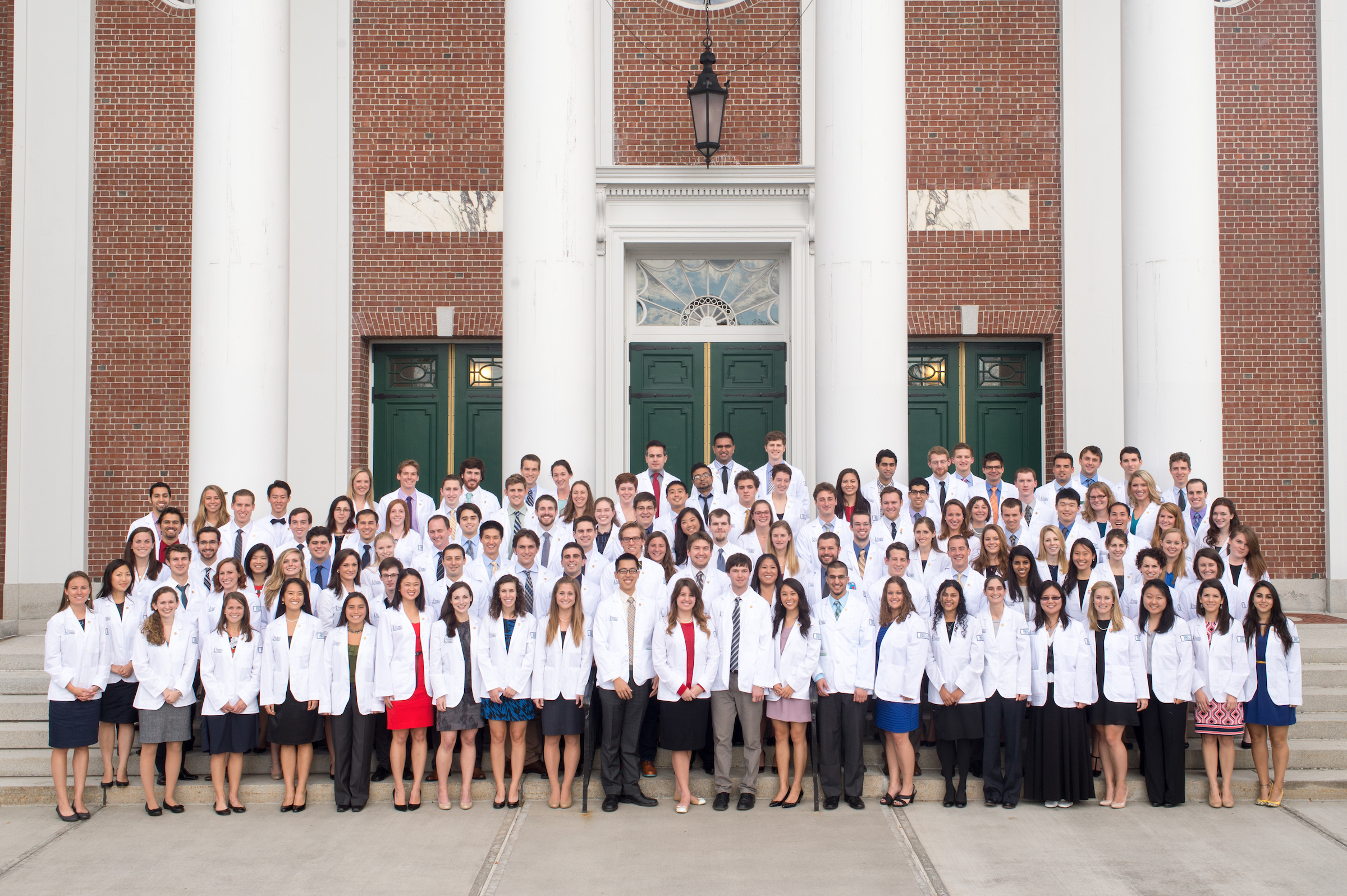 Class of 2017 White Coat photo