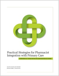 Cover image of Pharmacists in Primary Care Workbook