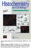 histochemistry and cell biology cover