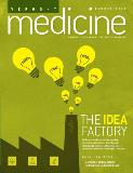 Vermont Medicine Summer 2014 cover image