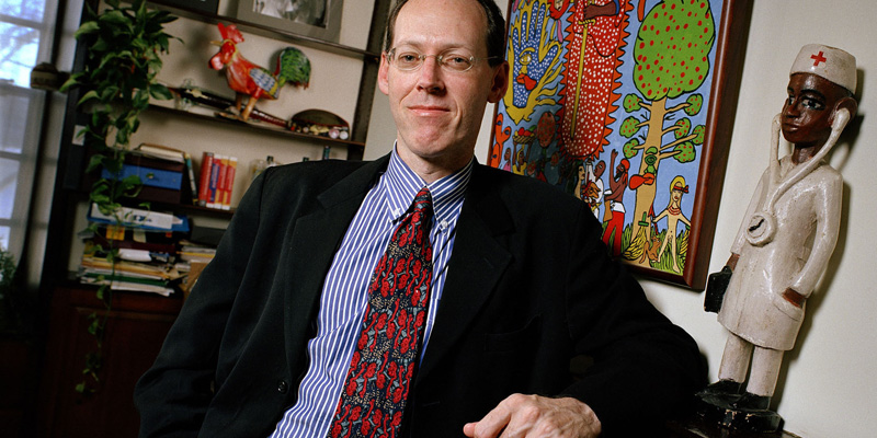 paul farmer essay Dr paul farmer writing in sojourners on liberation theology this essay originally appeared in sojourners two of my greatest teachers were latin american men, both ordained as catholic priests.