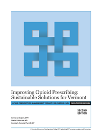 Image of Improving Opioid Prescribing Facilitator Manual