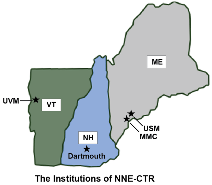 Map of Institutions