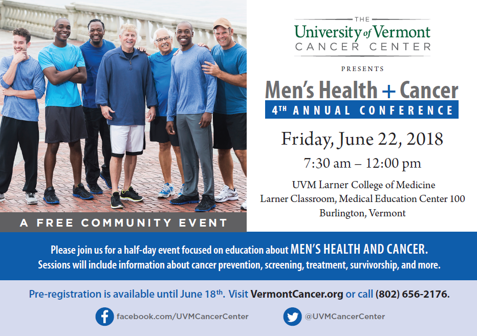 4th Annual Men's Health and Cancer Conference