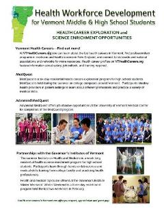 Middle and High School Health Workforce Opportunities_thumb