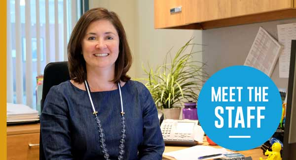 Meet the Staff: Vicki Gilwee, Executive Assistant to Richard L. Page, M.D., Dean