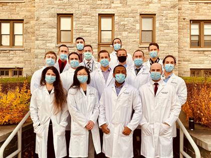 UVM Ortho Residents 2020