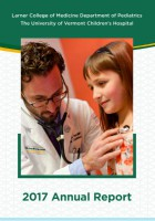 Pediatrics Annual Report