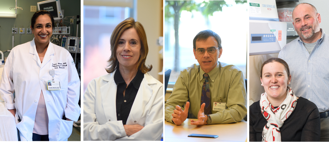 Vermont Lung Center researchers