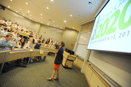 The Physicians of the Future: Meet the College's Class of 2020