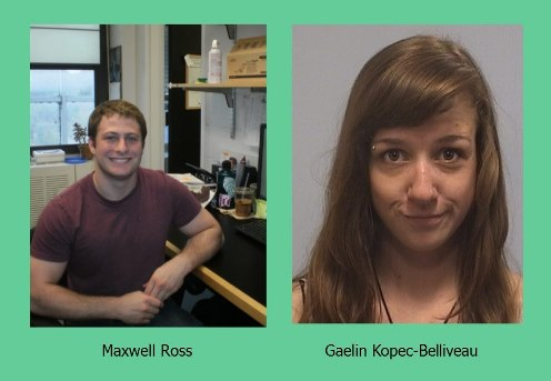 Max Ross and Gaelin Kopec-Belliveau