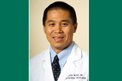 Wong Named Associate VP for Clinical Affairs for UVM Health Network