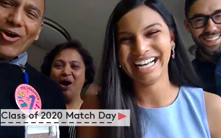 Match Day 2020 Slideshow