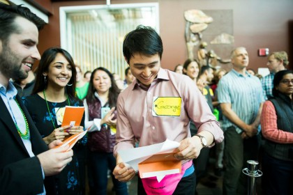 Where To, Doc? 4th-Year Med Students Navigate to Next Phase