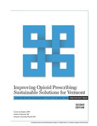 Image of Improving Opioid Prescribing Manual for Physician Practice