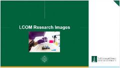 Research Images Powerpoint Template