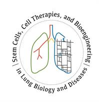 VT Stem Cell Conference logo depicting lung scaffolding and construction