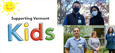 Supporting Vermont Kids
