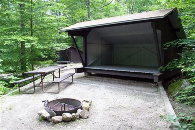 Photo of Kettle Pond Lean-to Camping Site