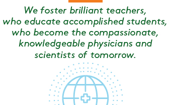 We foster brilliant teachers graphic
